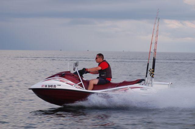 Jet Ski Fishing Sd Jet Ski Rentals Mission Bay 858